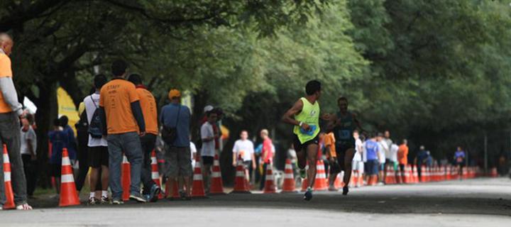 Meia maratona Jockey e região