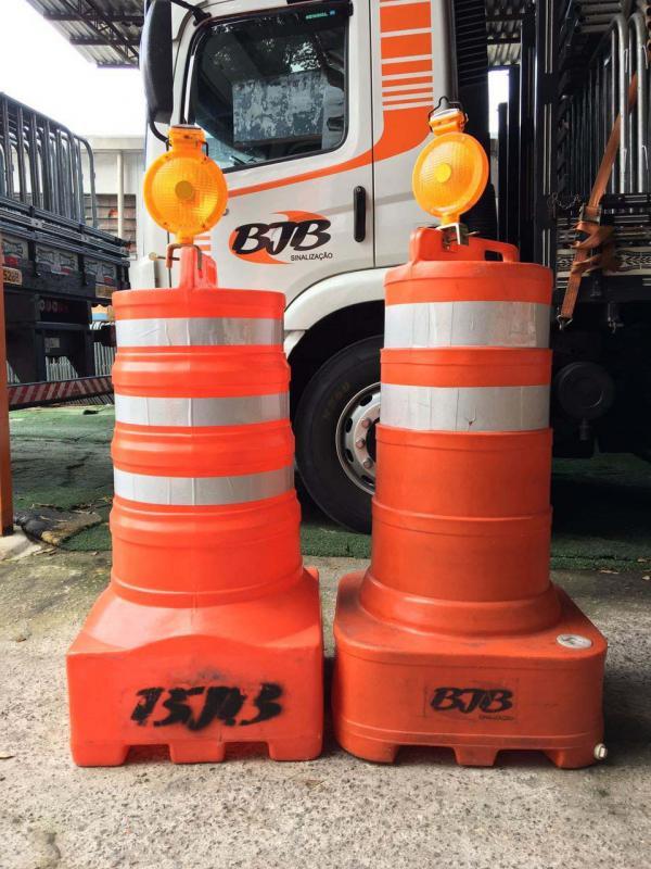 Locação de super cones