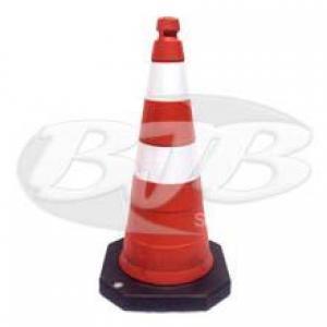 Locação de cones de sinalização